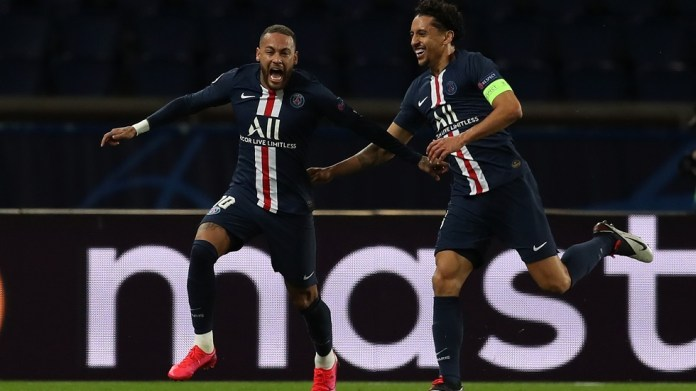 Paris Saint-Germain reaches the quarter-finals of champions at the expense of Borussia Dortmund (video)
