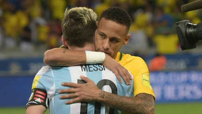 Milo reveals the Brazilian players plan to stop Messi