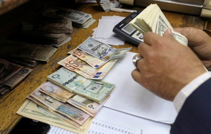 The dollar rises in Egypt suddenly ... and foreign currencies jump