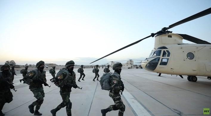 باحث عسكري يكشف هدف المناورات العسكرية المفاجئة للجيش المصري قرب ...