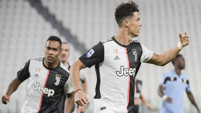 Ronaldo's first comment after leading Juventus to bypass Lazio