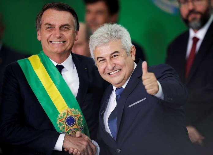 Fifth Brazilian minister injured Corona