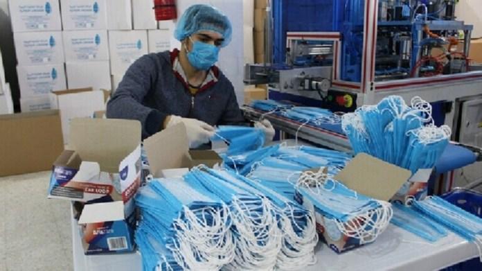 Jordan consumes 500 thousand medical masks daily