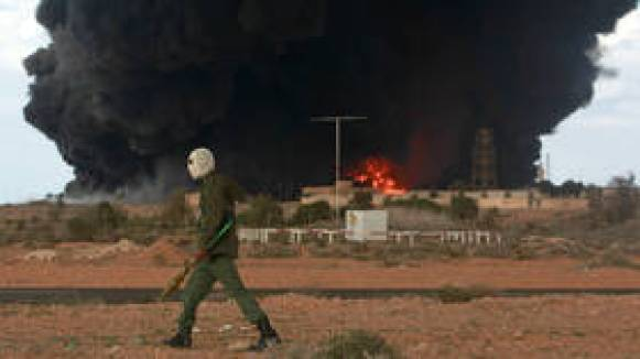 Gaddafi's prophecy fulfilled in Libya 9 years after his death