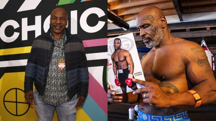 The legend Tyson reveals the reason for his loss of about 40 kg of weight