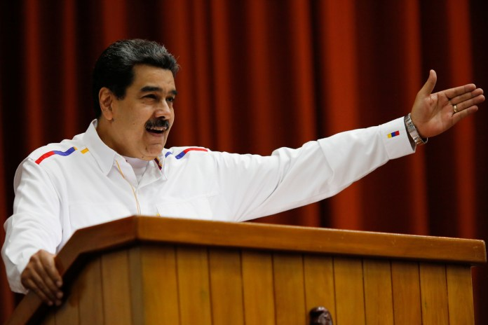 Maduro supports Putin's proposal to hold an international conference on anti-Corona vaccines