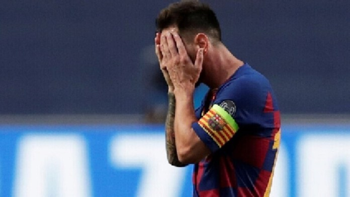 The president of Atletico Madrid raises a wide debate about Messi's future