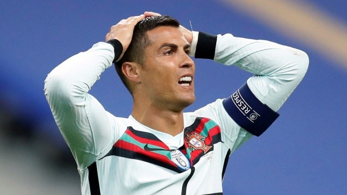 Officially, an investigation was opened with Ronaldo