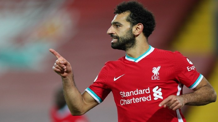 Liverpool fans expect Egyptian Salah to score a historic goal tonight