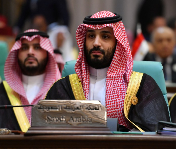 Summons the Saudi Crown Prince Mohammed bin Salman to appear before an American court (photos)