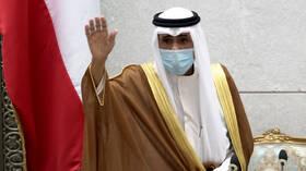 أمير الكويت الجديد يزكي أخاه الشيخ مشعل الأحمد الجابر الصباح وليا للعهد