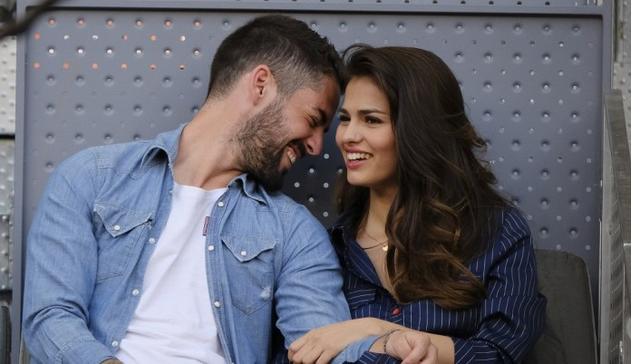 Real Madrid fans attack actress Sarah, wife of Isco