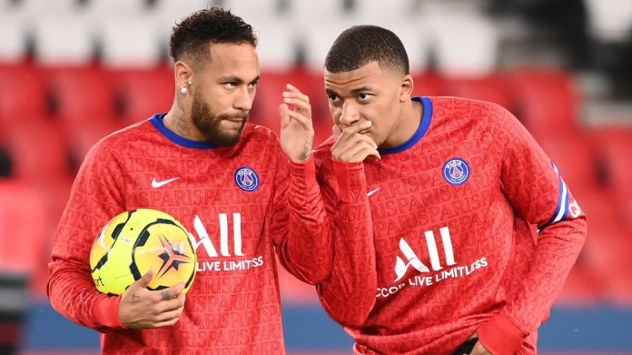 Saint-Germain announces the start of renewal negotiations with Neymar and Mbappe