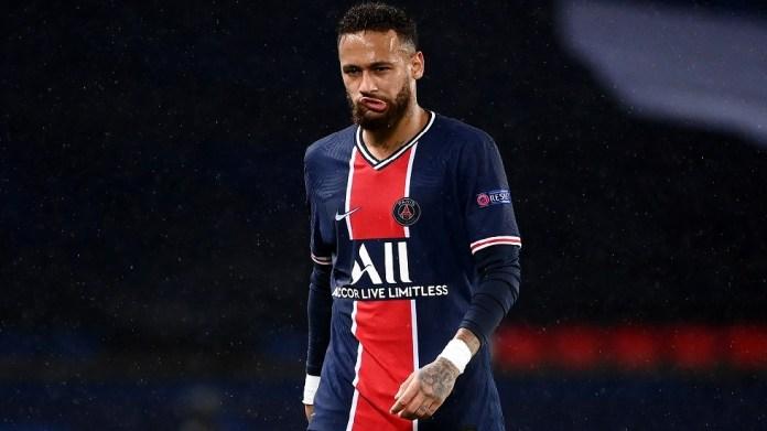 The series continues .. Barcelona threatens Neymar