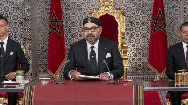 محمد السادس يوجه رسالة للرئيس الفلسطيني #RT_Arabic