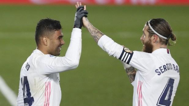 ريال مدريد يخرج من عنق الزجاجة أمام غرناطة (فيديو)