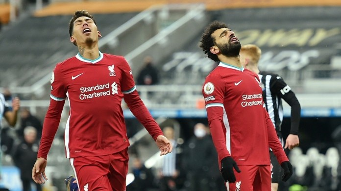 The Liverpool legend identifies a striker who is threatened with losing his official squad