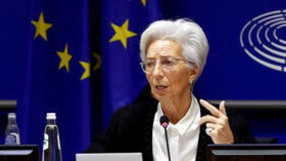 لاغارد: تعافي منطقة اليورو سيتأخر بسبب كورونا