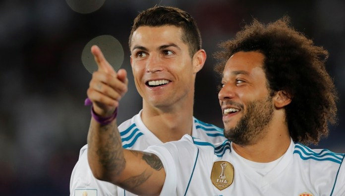Marcelo strengthens speculation about Ronaldo returning to Real Madrid