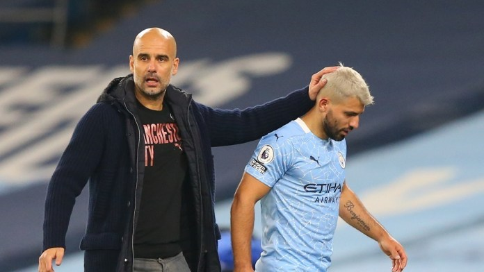 Officially, Manchester City announces the departure of its star Aguero