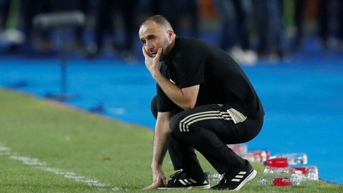 Belmadi: The Algerian national team is exposed to strange things