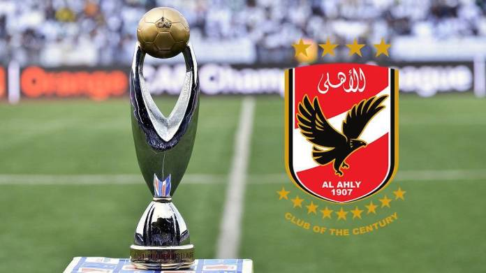 Al-Ahly reaches the quarter-finals of the Champions League from Mars Gate (video)