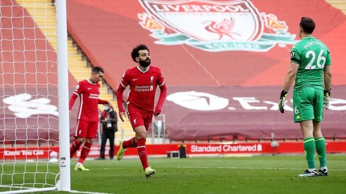 Find out the Premier League top scorer after a goal