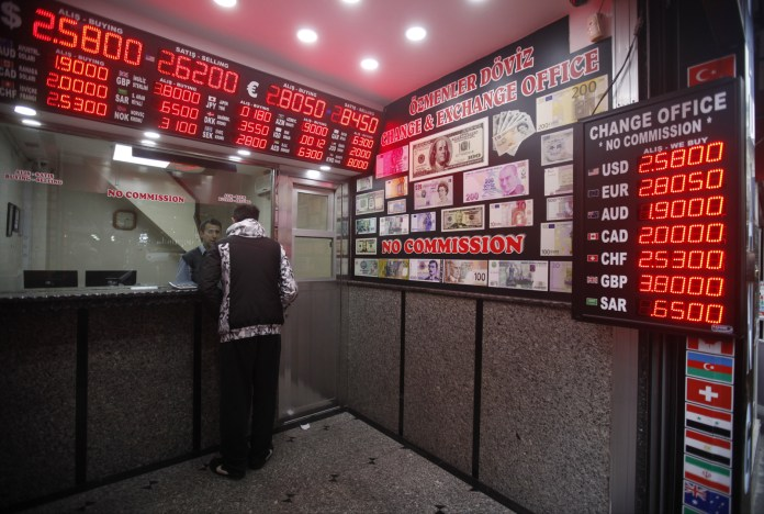 A big jump in prices in Turkey last month