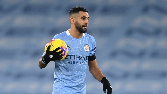 The Algerian, Riyad Mahrez, stands in solidarity with Palestine ... and calls for the protection of the Sheikh Jarrah neighborhood