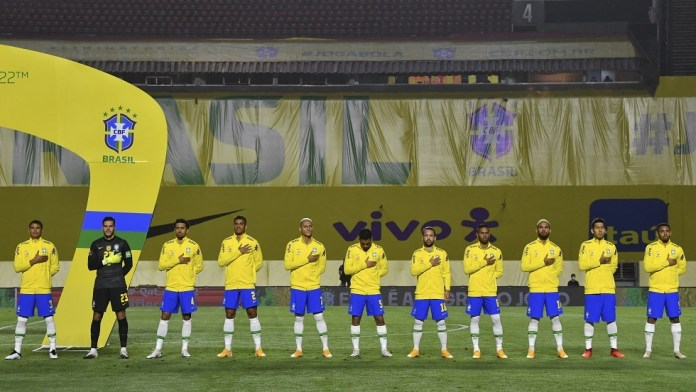 List of Brazil qualifiers for the FIFA World Cup Qatar 2022