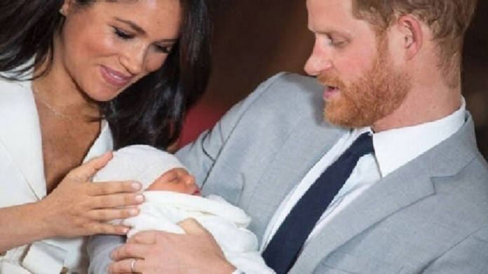 Prince Harry and his wife Megan have a baby girl, named Diana - Lillipet