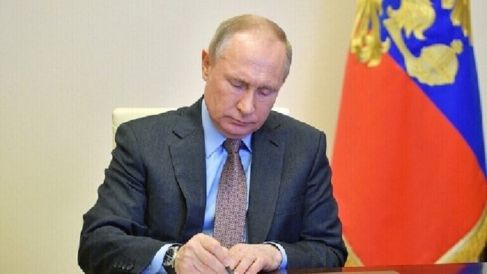 Putin issues a decree setting the date for elections to the State Duma