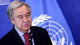 غوتيريش: عدم تقديم مساعدات لسوريا عبر الحدود سيكون