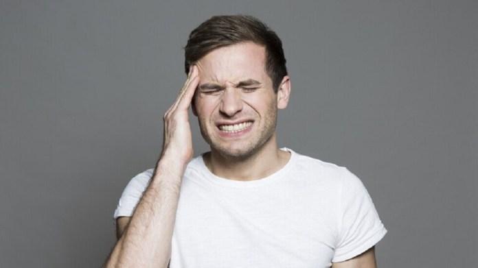 Why do some wake up with a headache?
