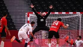 French handball team ends Egypt's Tokyo Olympics adventure