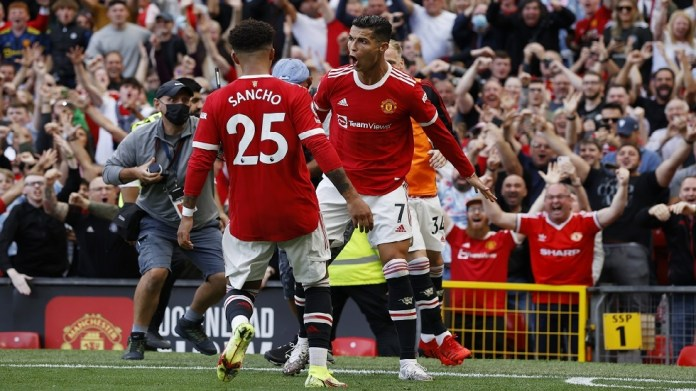 Watch .. Ronaldo leads Manchester United to beat Newcastle by four