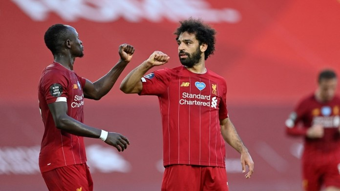 Liverpool will not conclude contracts to replace Salah