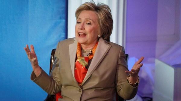 ФБР, «российский» WikiLeaks и Путин: Клинтон рассказала о ...