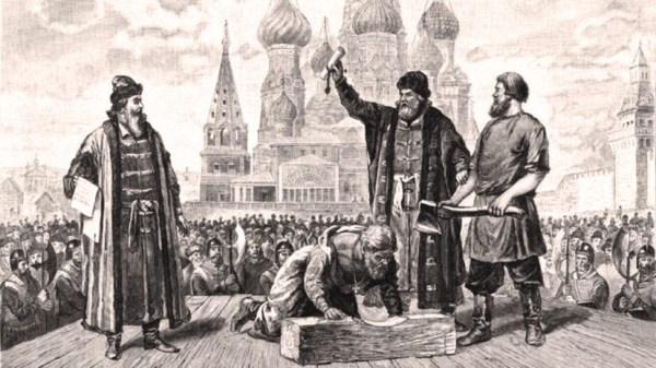 171Экзекуции не чинить187 как отмена смертной казни