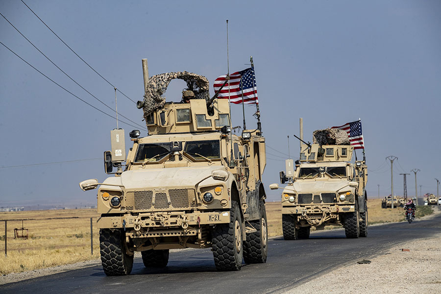 Американская добыча: США намерены сохранять контроль над нефтеносными районами Сирии
