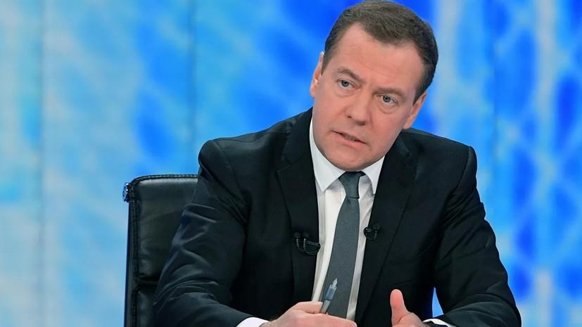 Правительство подготовит ответ на санкции по «Северному потоку — 2»