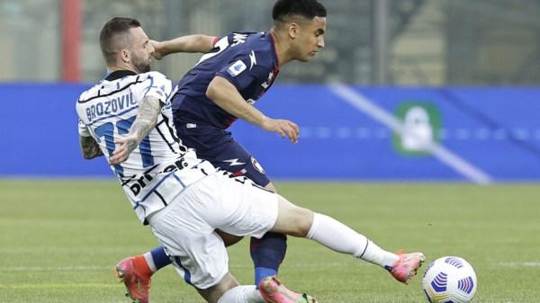 «Интер» победил «Кротоне» в матче Серии А — РТ на русском