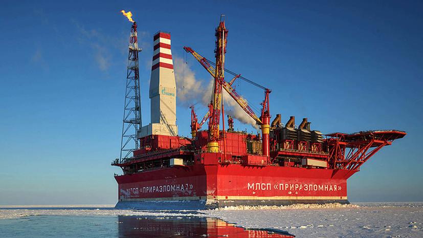 Северный флот провел учения в Баренцевом море