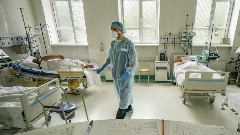 За сутки в Украине выявляют более 12 тысяч случаев коронавируса