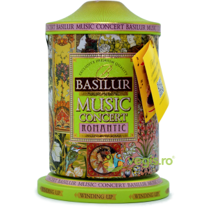 Basilur Tea Ceai Music Concert Romantic 100g