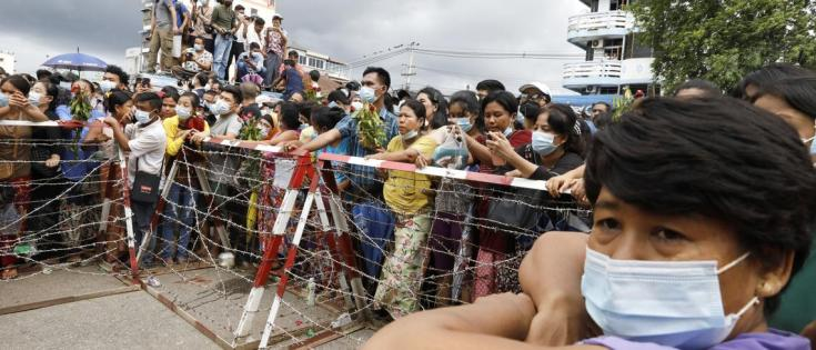 Millions in Myanmar are on the brink of famine: UN