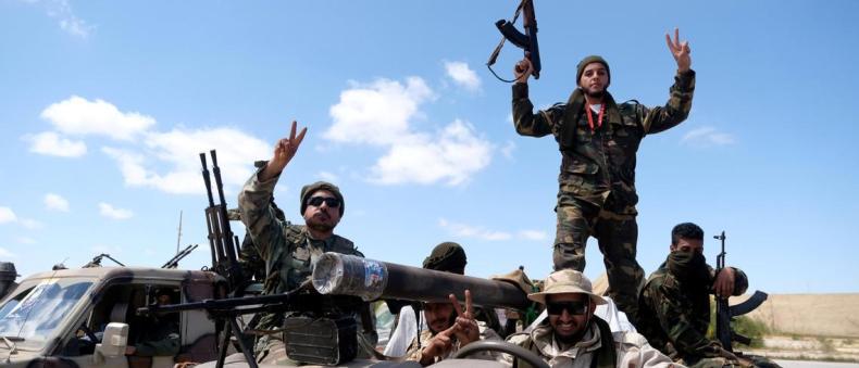Image result for haftar libya