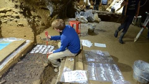 The remains of a Bulgarian cave reveal surprises regarding the first homo sapiens in Europe