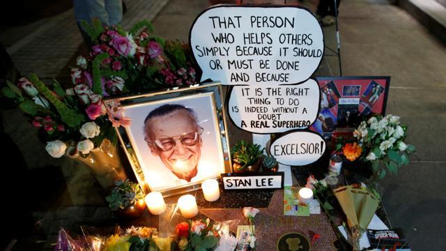 Stan Lee 1922 2018 Marvel Comic Book Legend Dies At Age