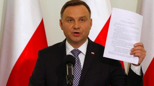 Polish president demands more power over courts in ...